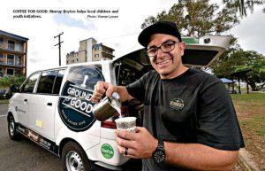 Grounds for Good Coffee Van